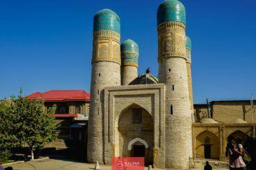 Uzbekistan, tourist attractions
