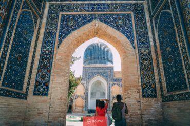 Uzbekistan, travelers