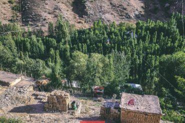 Tajikistan village life
