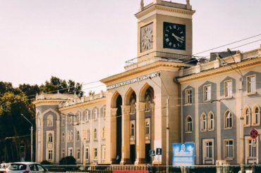 city tour, Dushanbe, Tajikistan