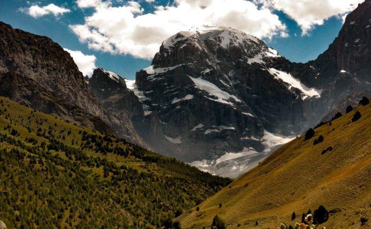 Fann mountains, Tajikistan