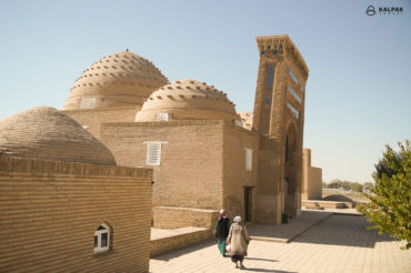 Mausoleum in Turkmenistan
