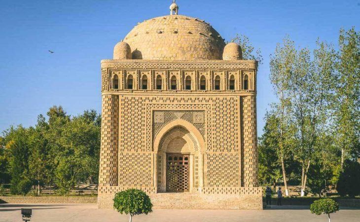 Uzbekistan trip in Bukhara and sightseeing