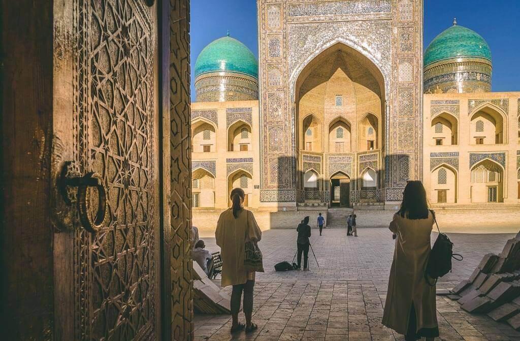 Uzbekistan tour in Bukhara