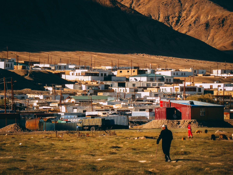 Murghab City Tour, Pamir, Tajikistan