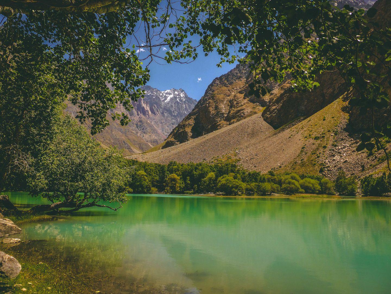Pamir Highway Tour, trekking Jisev, Tajikistan