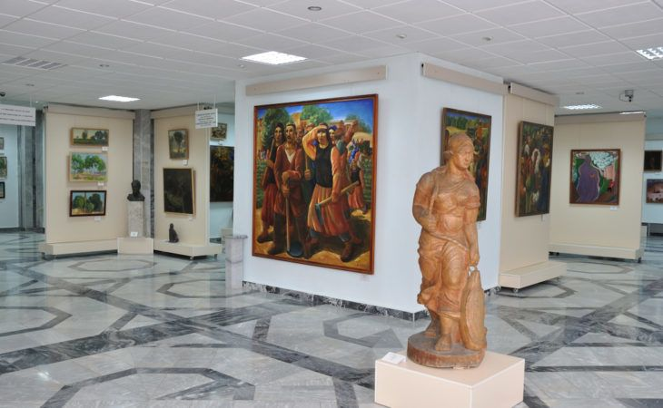 savitsky museum in Karakalpakstan vacations, forbidden Soviet Art-