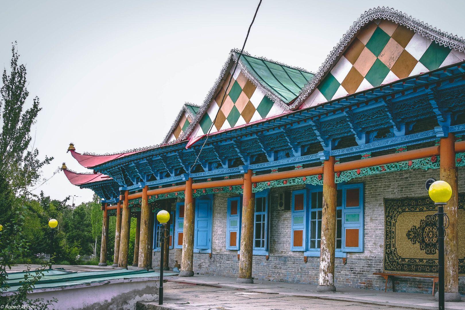 Karakol City Tour, Kyrgyzstan
