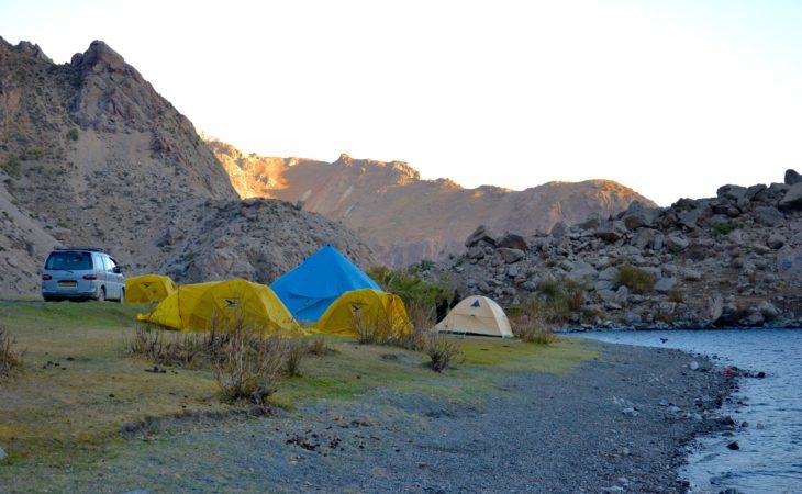 camping in tajikistan is an awesome outdoor adventure trip