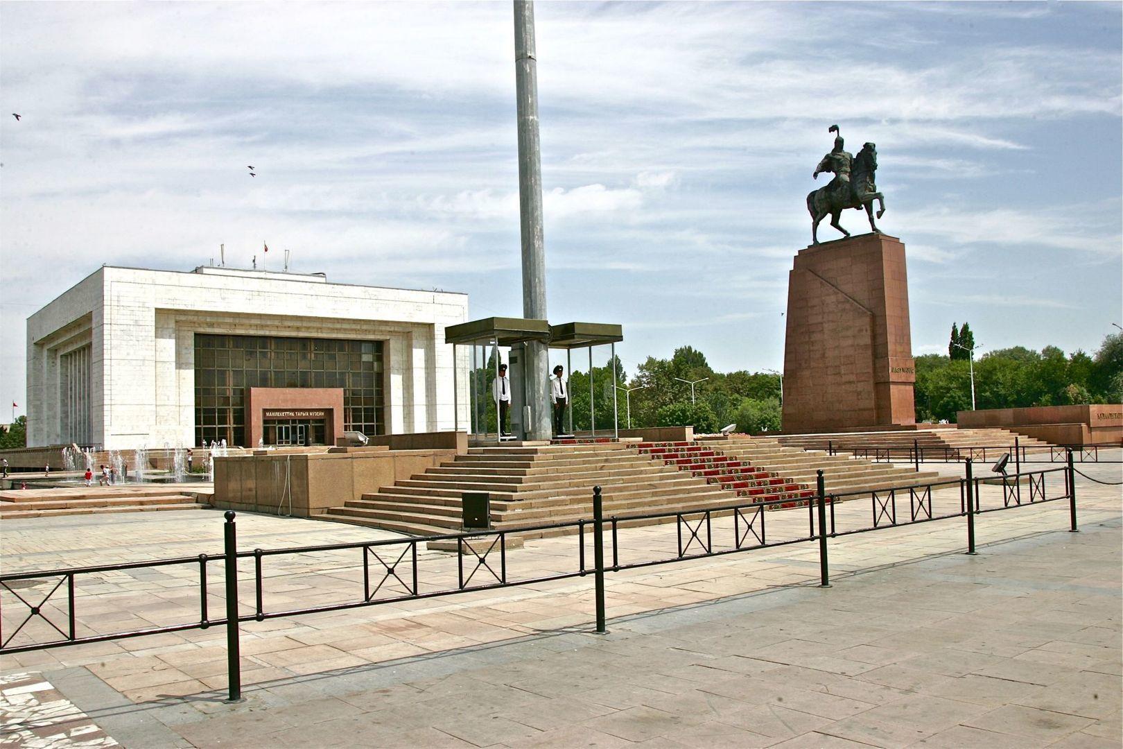 Day1- Bishkek