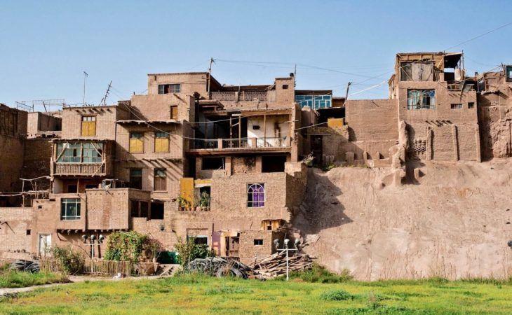 kashgar central asia tour
