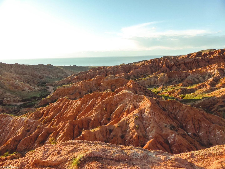 Skazka Canyon Kyrgyzstan