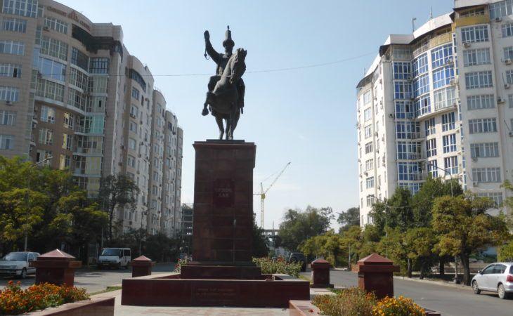 buildings in Bishkek