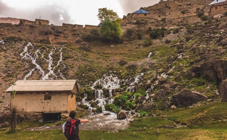 Tajikistan Trekking TOur Seven lakes