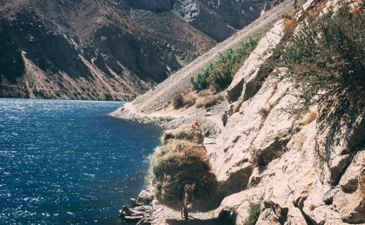 Hazorchashma, Tajik Republic