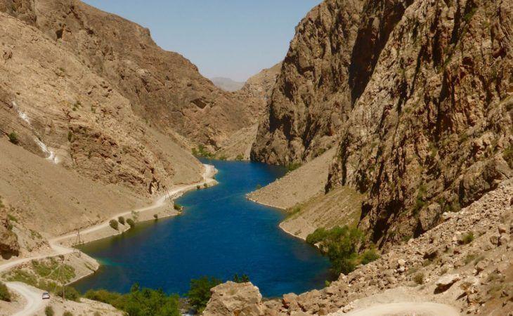 Tajikistan, fann mountains