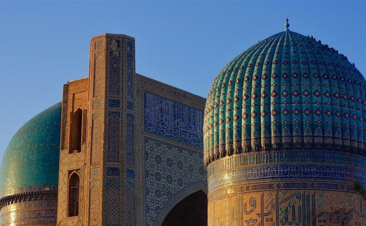 Silk Road Tour Central Asia