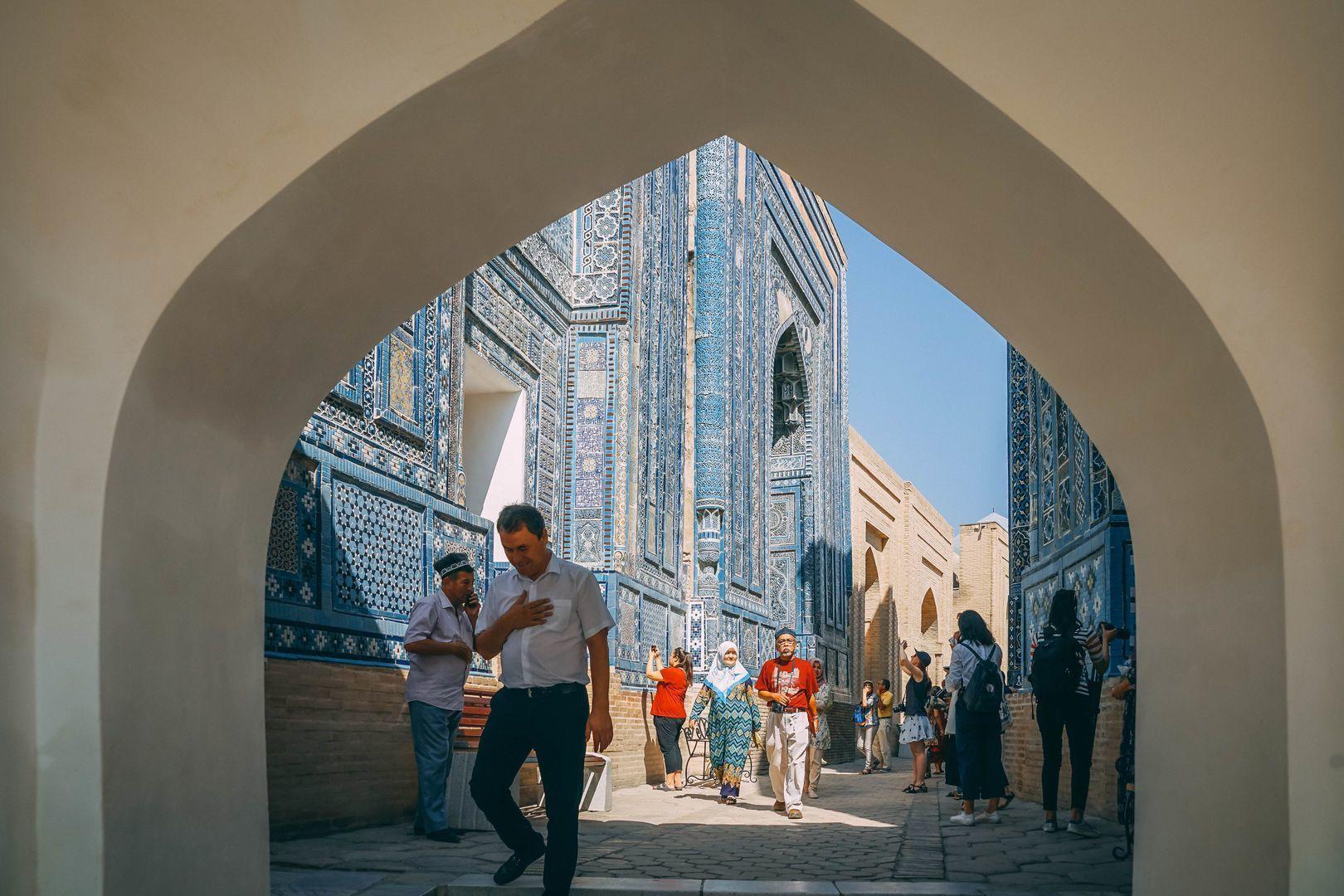 Silk Road, Uzbekistan