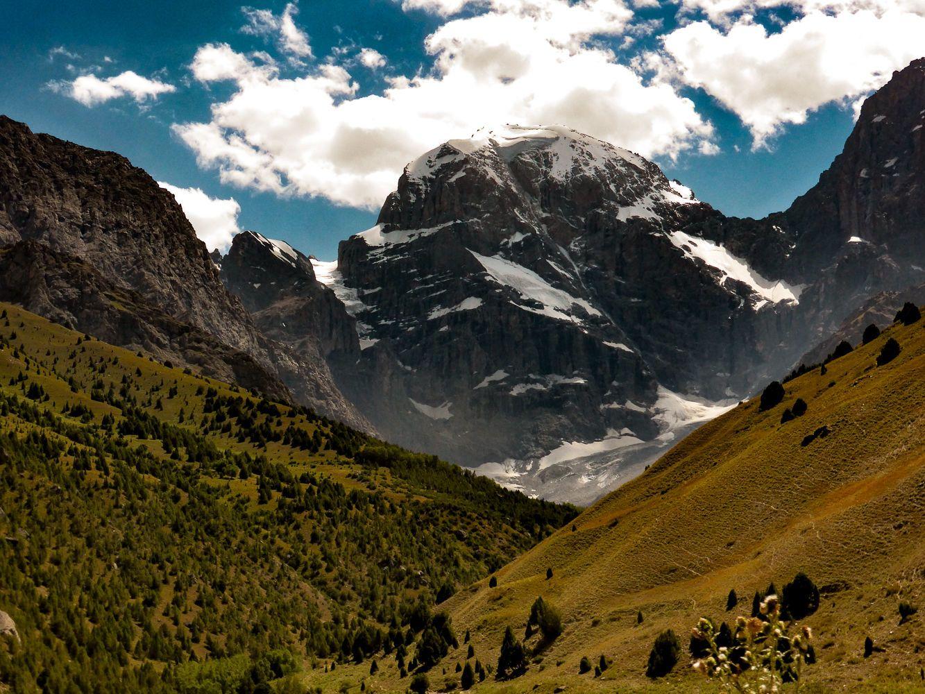 Tajikistan Trekking Fann Mountains