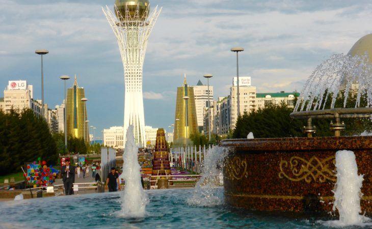 Best Central Asia Tour: Astana- capital of Kazakhstan