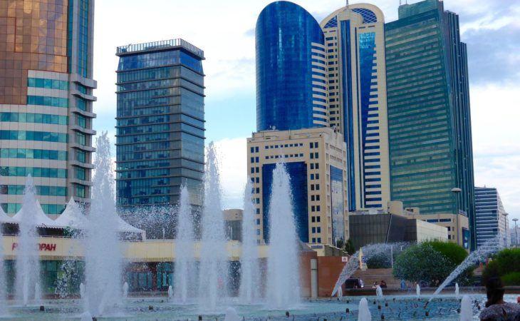 capitals of Central Asia, astana, kazakhstan travel, central asia tour