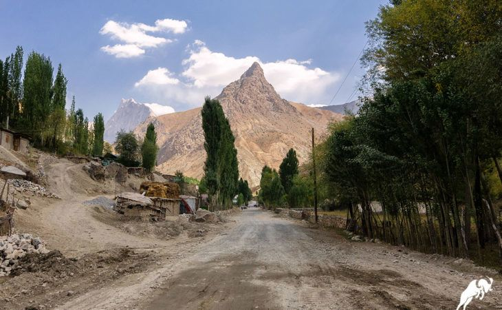 Anzob village in Tajikistan Tour