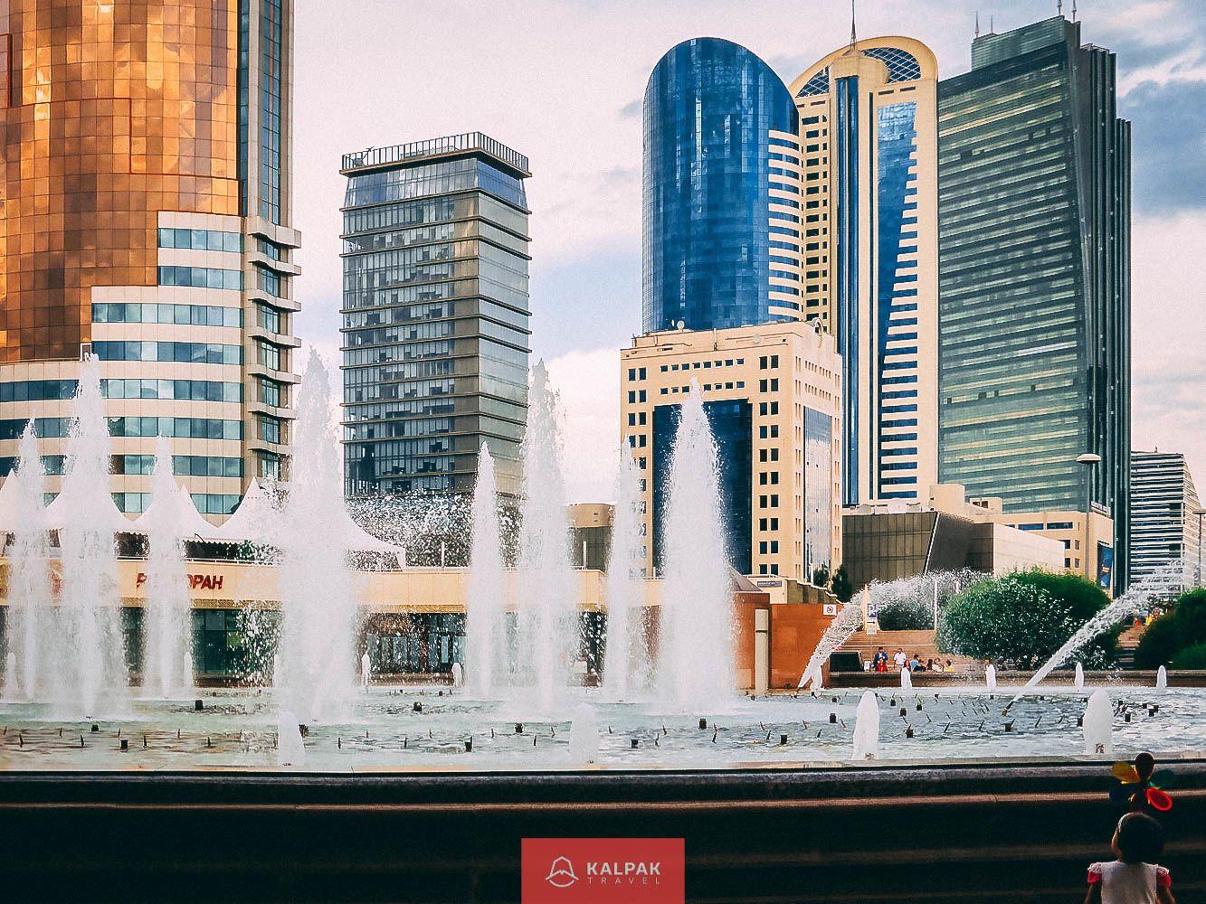 Central Asia, Kazakhstan, Astana