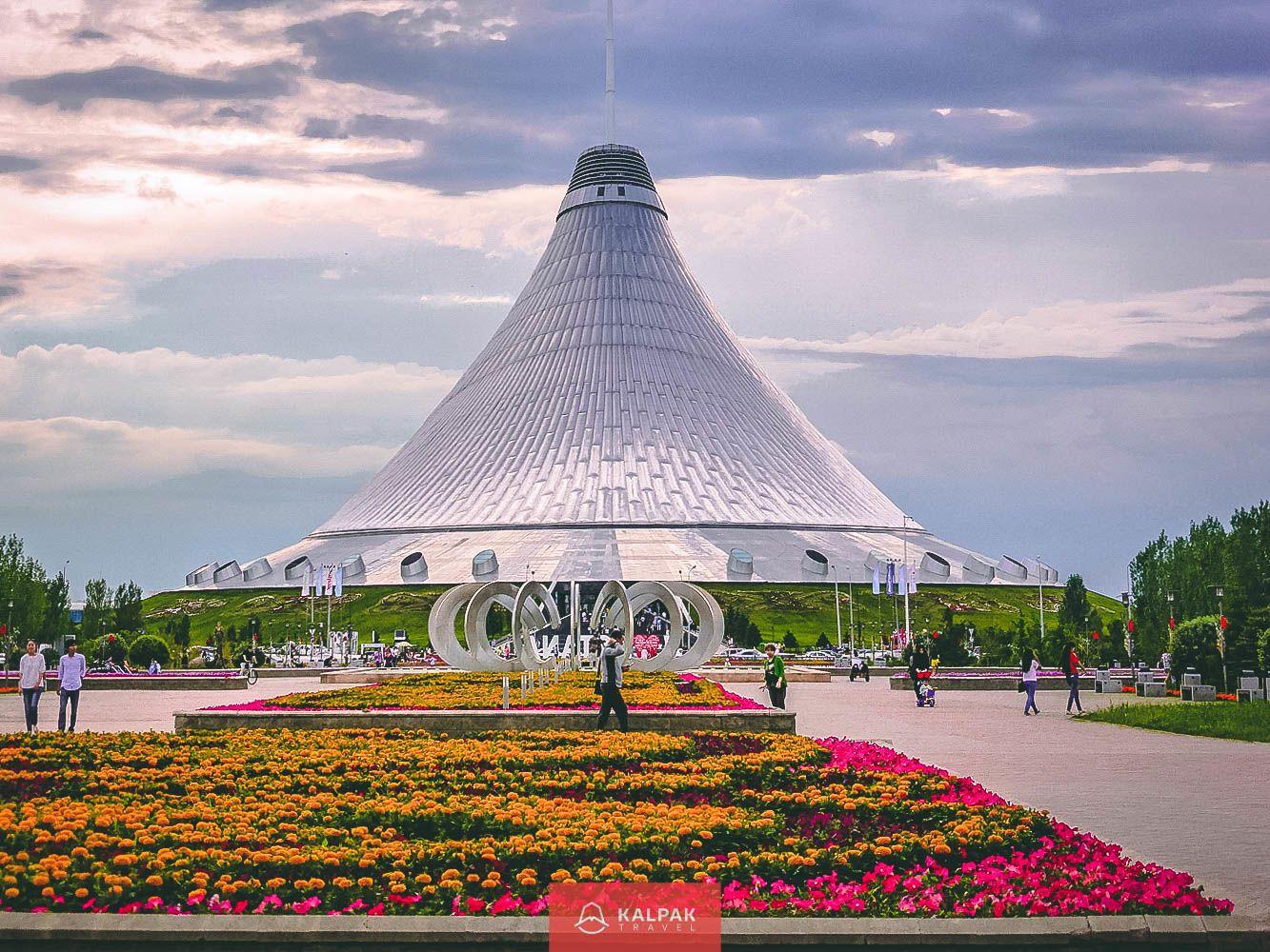 Central Asian capitals, Astana city