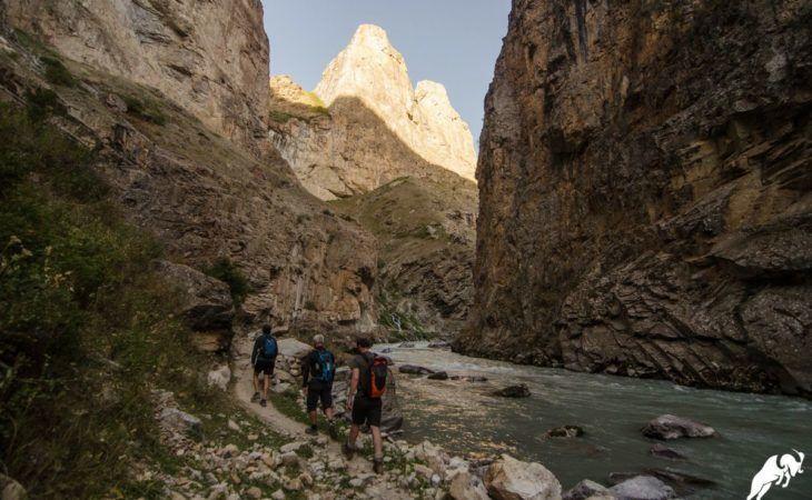 Yagnob valley Tajikistan