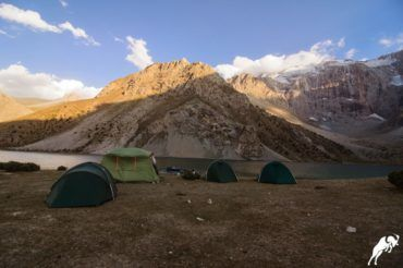 Fann mountains, Tajikistan Tour
