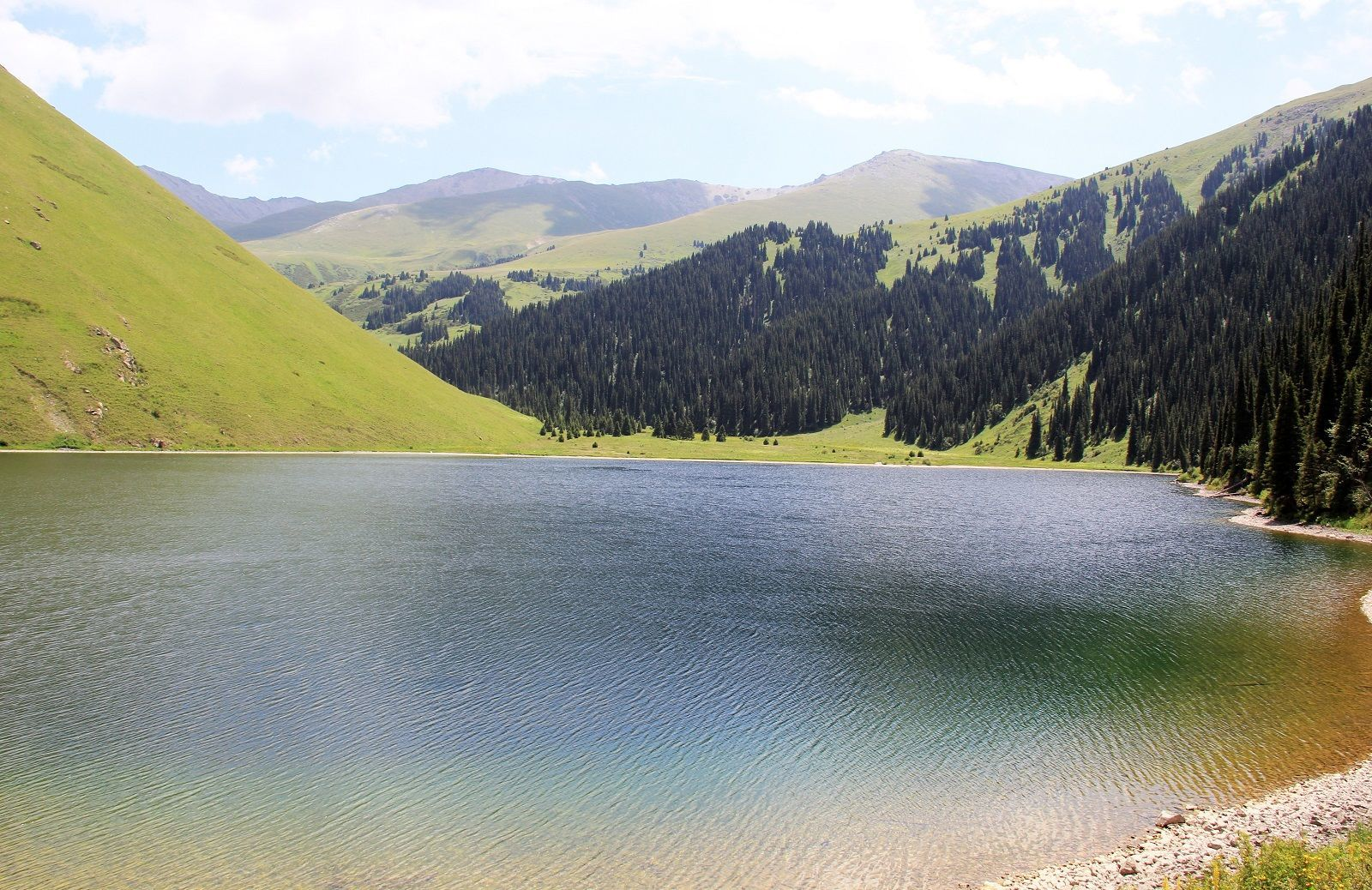 Kyrgyzstan Trekking Kol Kogur Lake