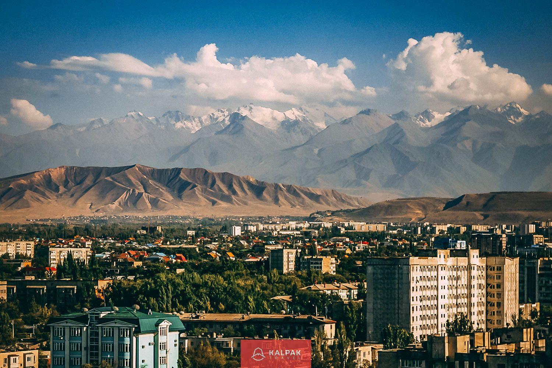 capital cities of Central Asia, Bishkek