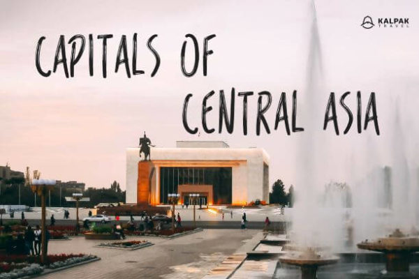 Central Asian Capitals