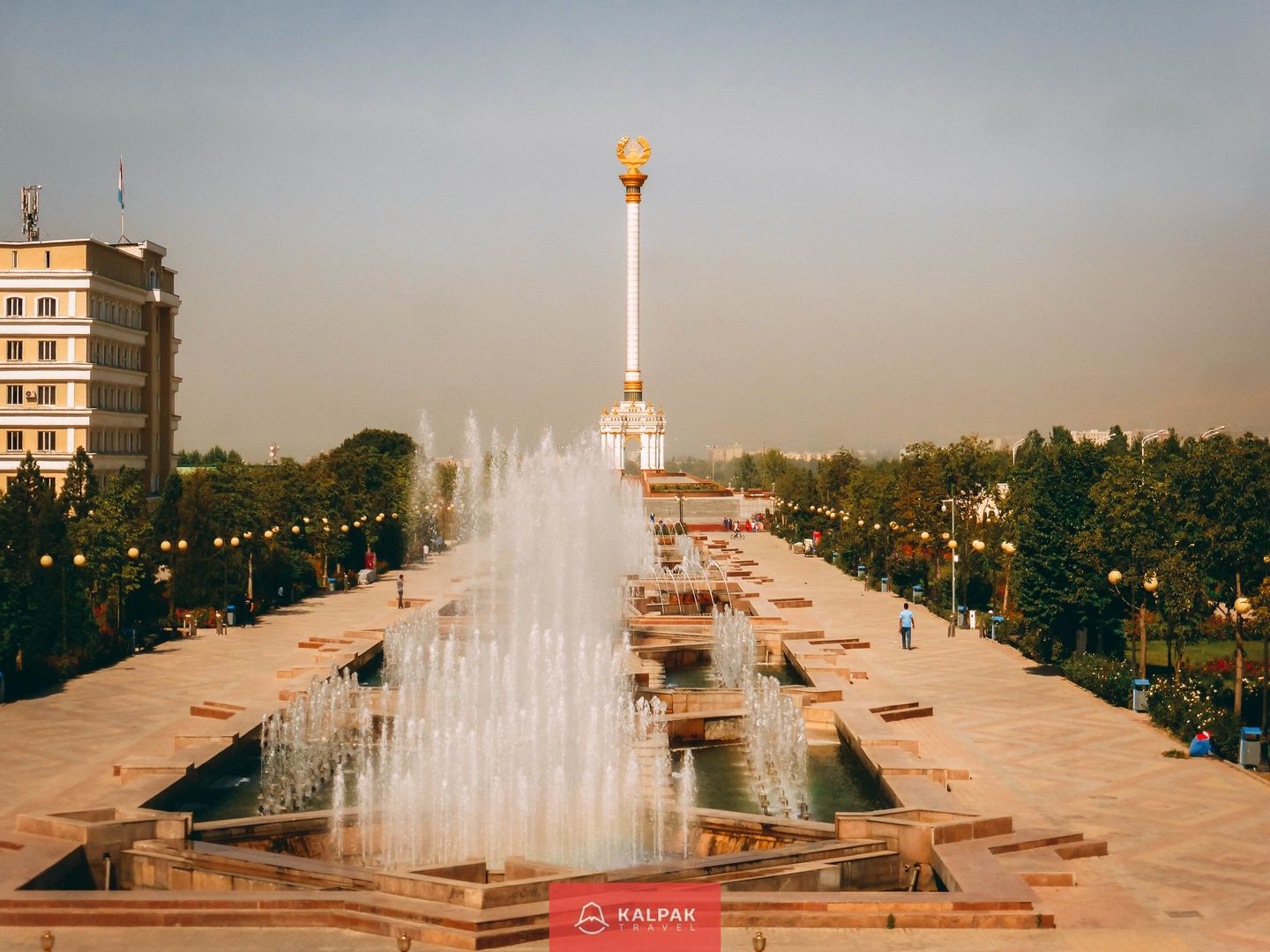 Central Asia Capital, Dushanbe