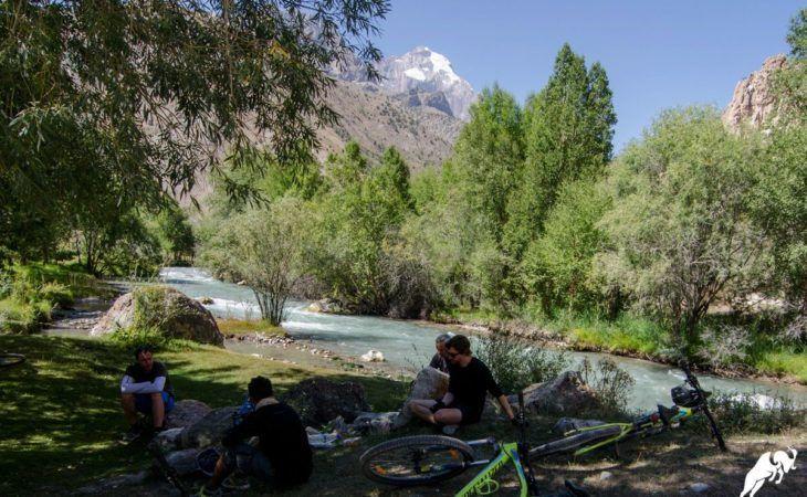 trekking tour in Tajikistan