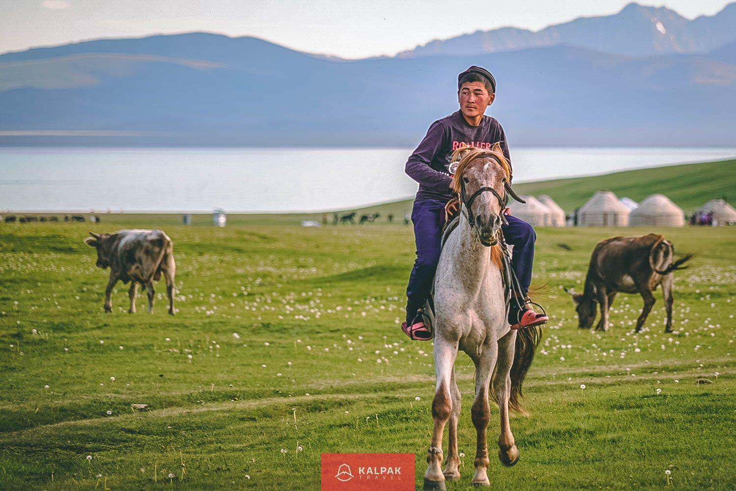 Horse Riding Kyrgyzstan
