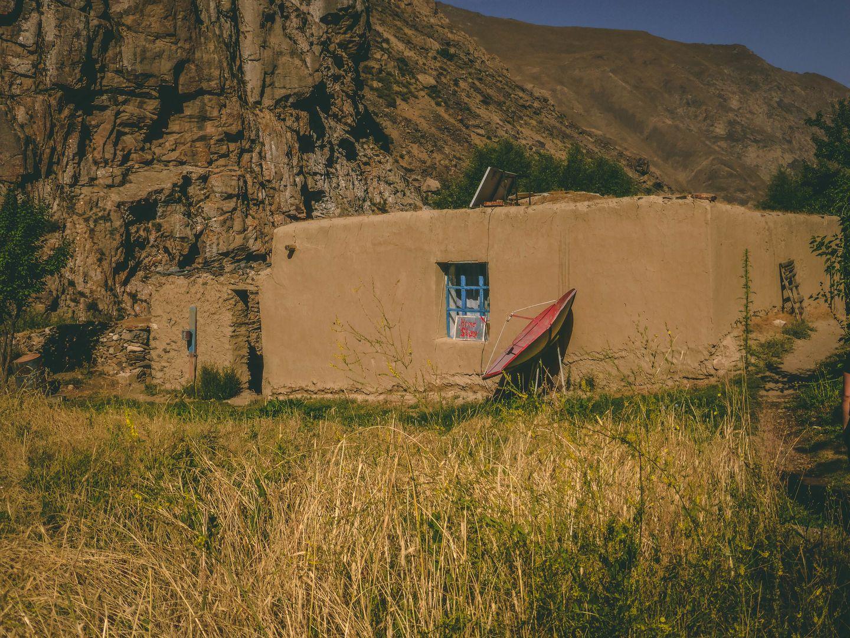 pamir houses, home stay in Tajikistan
