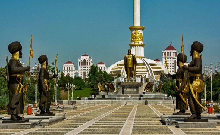 Ashgabat City Tour, Turkmenistan