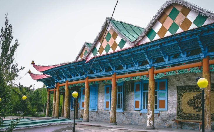 Karakol City Tour, Dungan Mosque, Kyrgyzstan