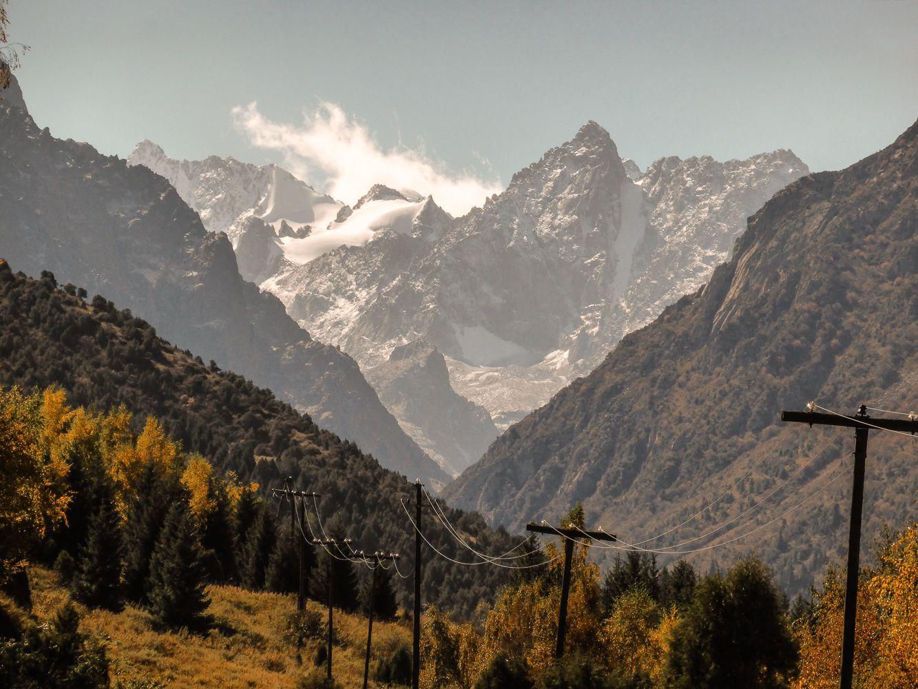 Central Asia Tour: Ala Archa National Park