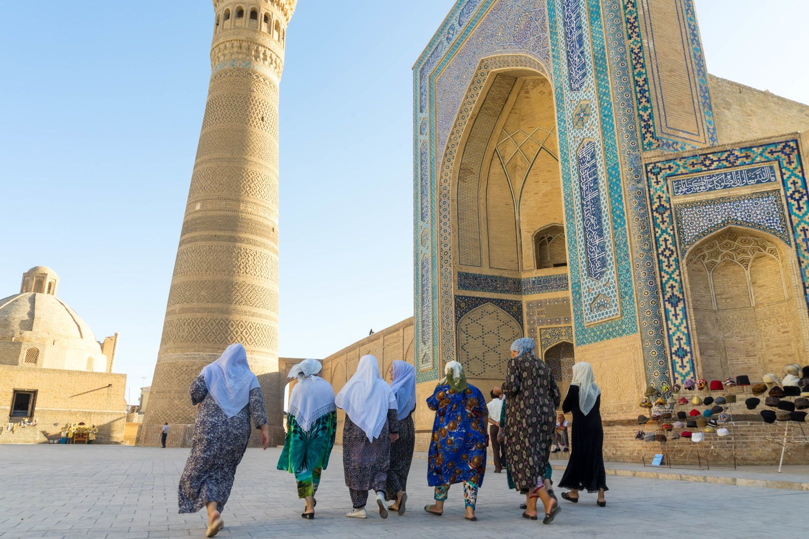 Best of Central Asia Tour- Bukhara city tour