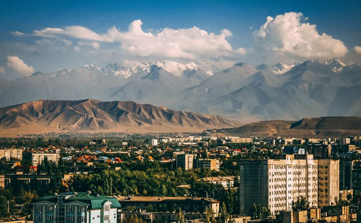 Bishkek City Tour - Nice view