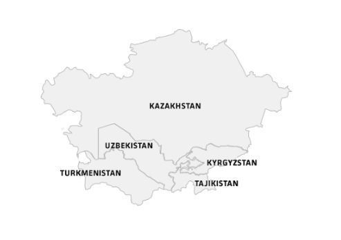 Central Asian Capitals - Kalpak Travel