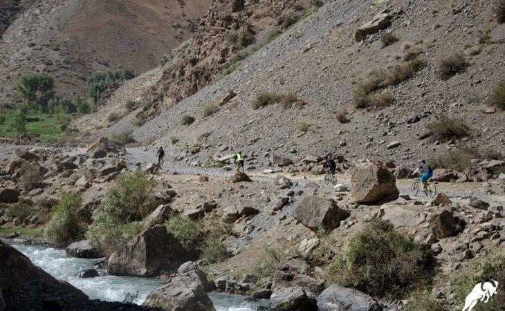 Mountain bike tour Tajikistan, Central Asia