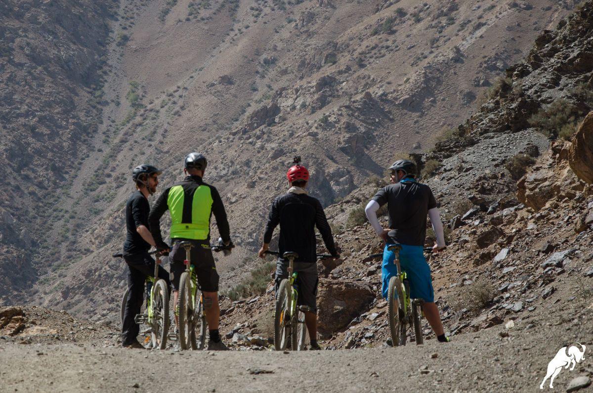 Mountain bike tour Tajikistan