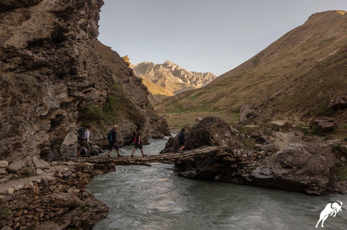 hiking tour Tajikistan, Yagnob valley