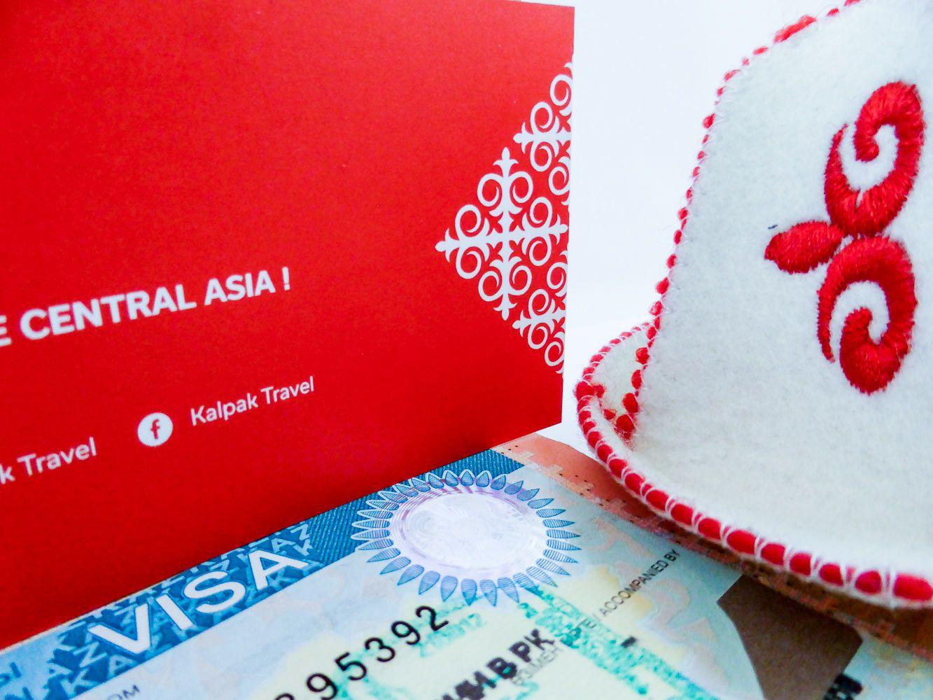 visa central asia