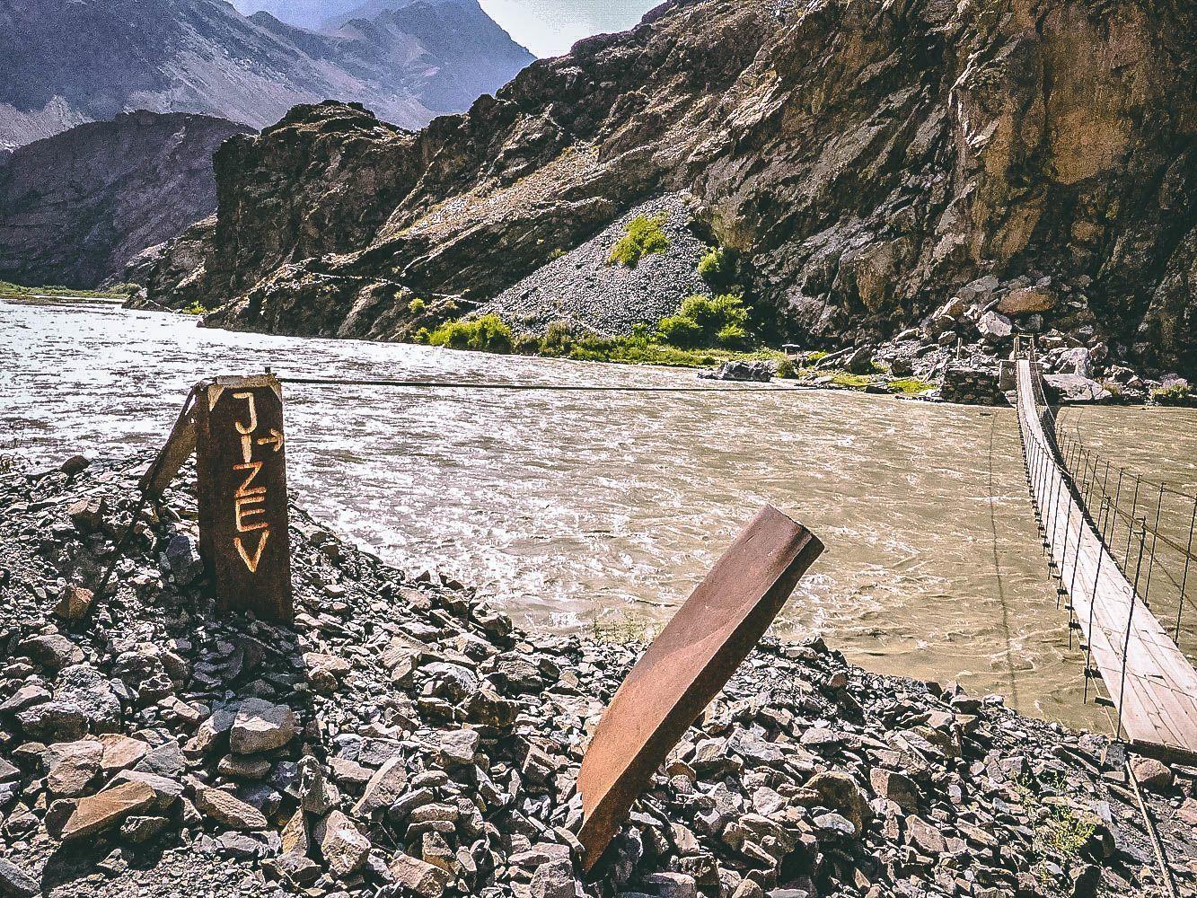 Trekking Tour im Jisew-Tal, Pamir-Highway, Tadschikistan