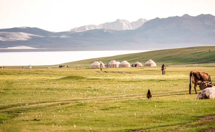 Kyrgyzstan Uzbekistan Tour, Song-Kul