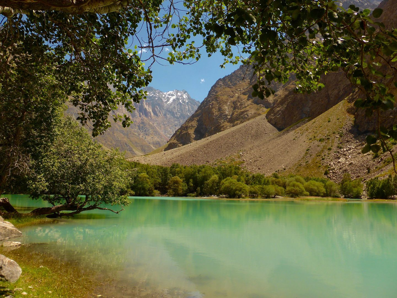 Pamir-Highway Tour, Trekking im Jisew-Tal, Tadschikistan